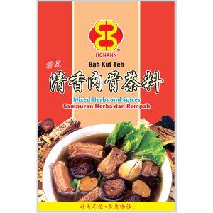 清香肉骨茶料1